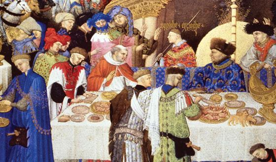 Rabelais e le avventure dei Gastrolatri