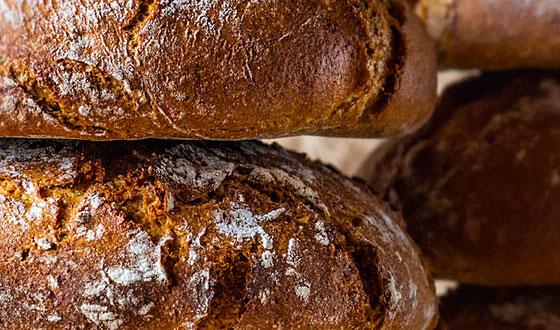 Il pane di lupini