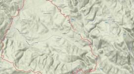 Soveria Mannelli | Serrastretta | Monte Condrò | Passo Acquavona | Decollatura | Soveria Mannelli