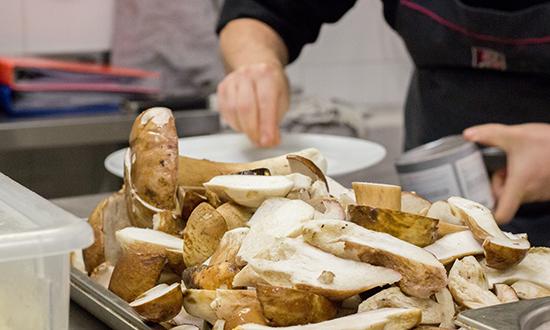 Speciale funghi porcini