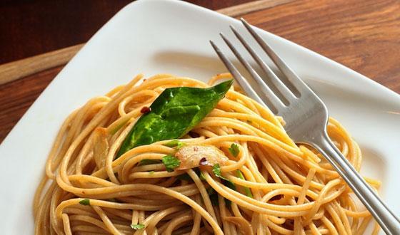 Spaghetti alla disperata